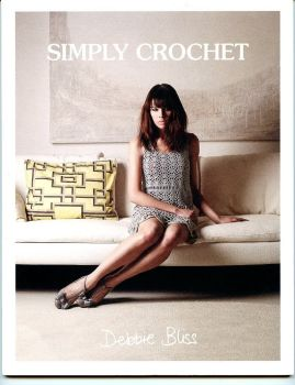 Simply Crochet by Debbie Bliss, was £7.50