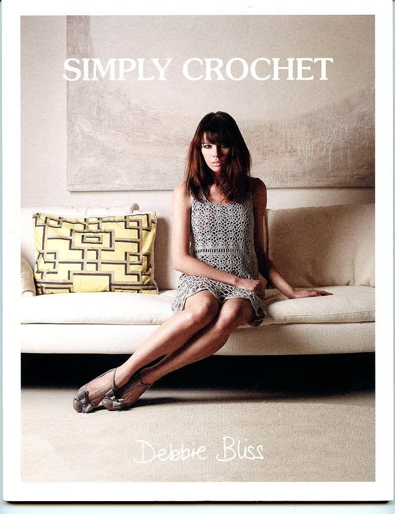 Simply Crochet by Debbie Bliss, was 7.50