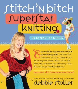 Superstar Knitting by Debbie Stoller was £13.99