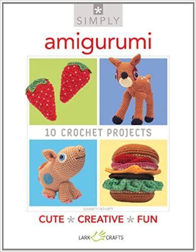 Simply Amigurumi (Lark Crafts) was £5.99