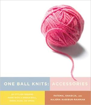 One Ball Knits - Accessories was £14.99
