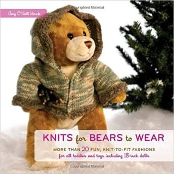 Knits for Bears to Wear by Amy O'Neill Houck was £14.99