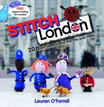 Stitch London by lauren O'Farrell was £14.99