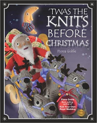 Twas the Knits Before Christmas (Hardback)by Fiona Goble was £9.99