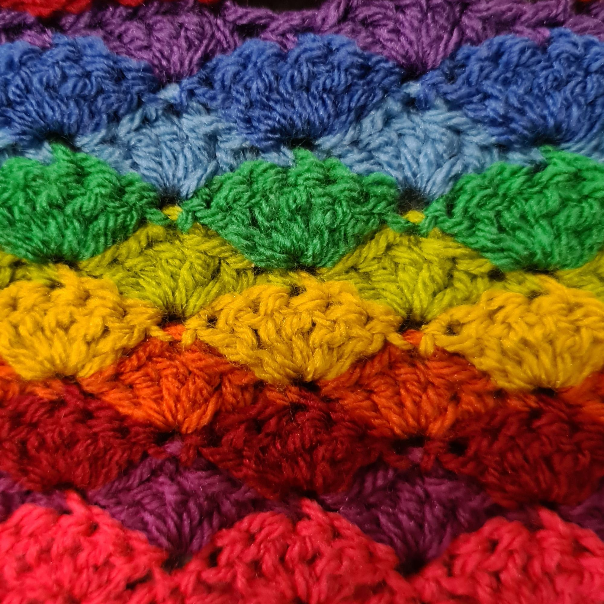 Diana Bensted - Crochet masterclass 1-shells