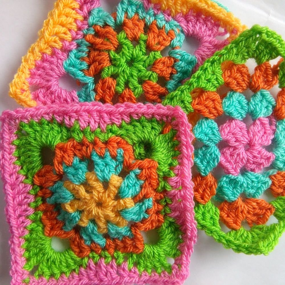 Diana Bensted - Learn to Crochet