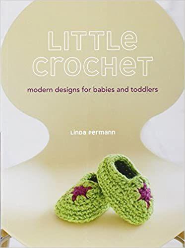 Little Crochet by Linda Permann was £16.99
