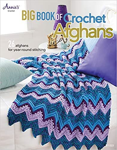 Big Book of Crochet Afghans was £9.99