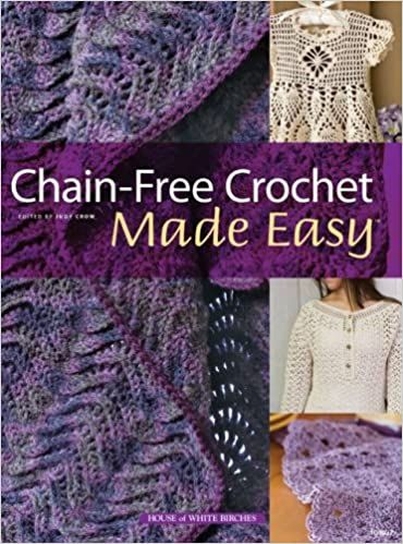 Chain Free Crochet made easy was £14.99