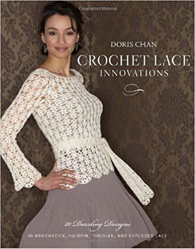Crochet Lace Innovations by Doris Chan was £16.99