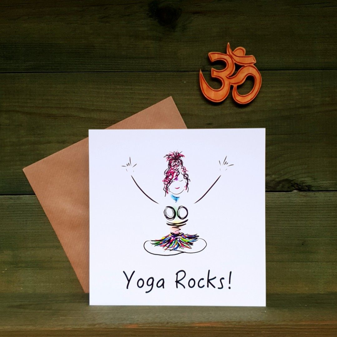 Yoga Rocks!