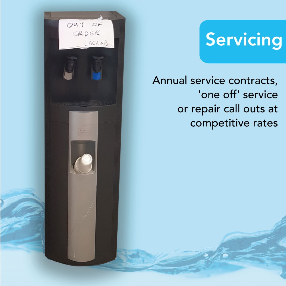 South East England water coolers, kings water coolers
