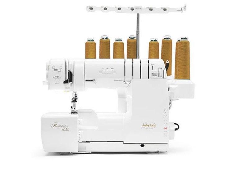 baby lock Gloria combination overlocker and cover stitch machine