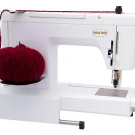 baby lock Embellisher yarn and ribbon stand