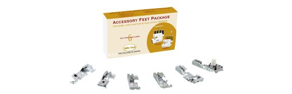 baby lock combination foot set