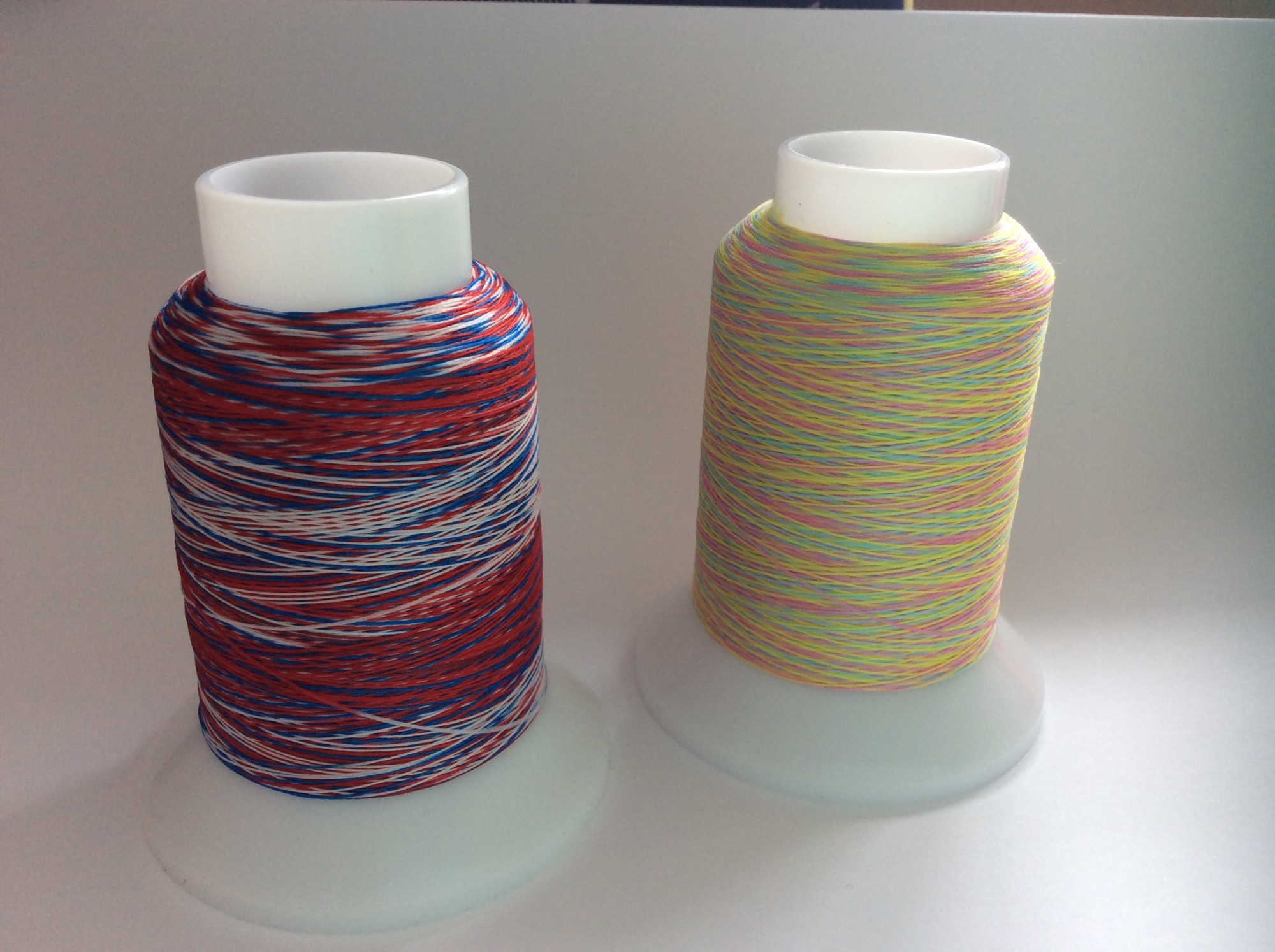 baby lock multi colour variagated overlocker thread