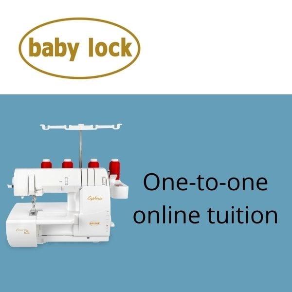 baby lock Acclaim, Enlighten and Victory workshop