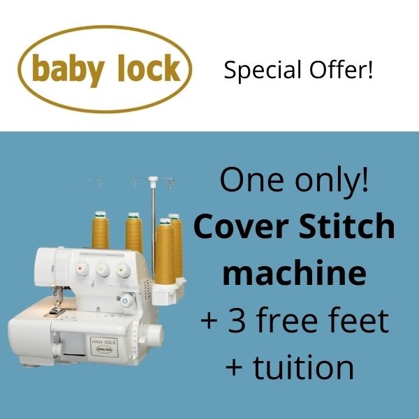 baby lock cover stitch machine special offer