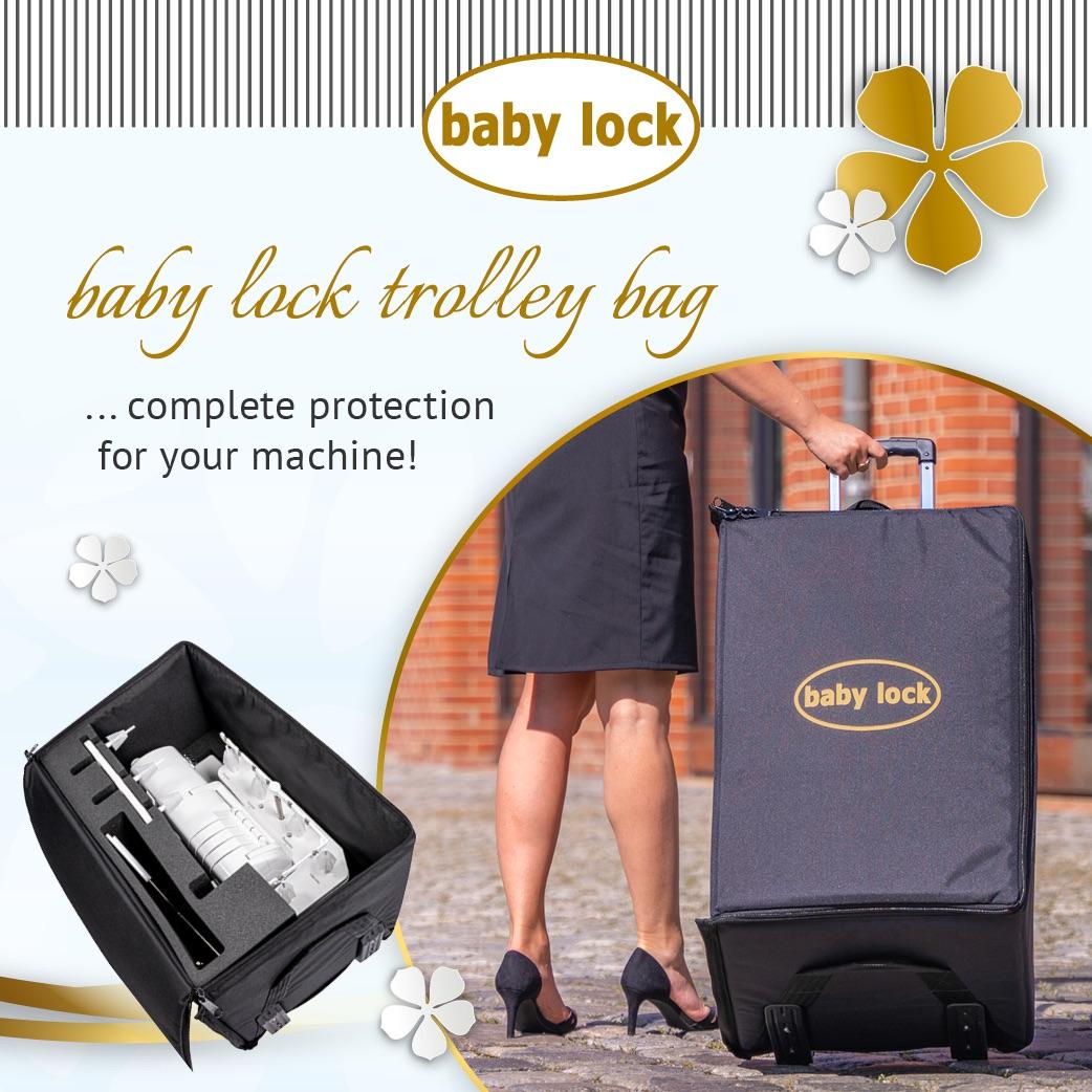 baby lock trolley bag