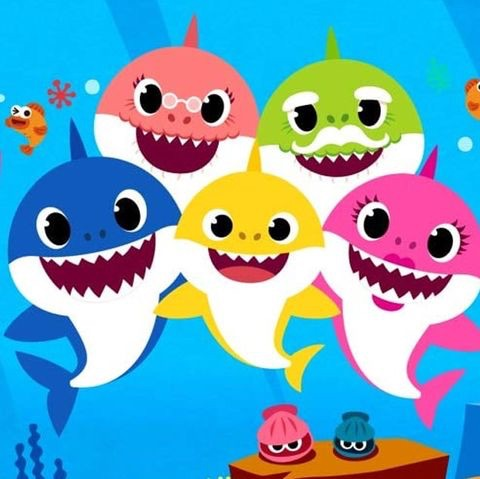 why baby shark helps brain and child development