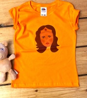 Wonder Women - Self Rescuing Princess Size 3-4 yrs