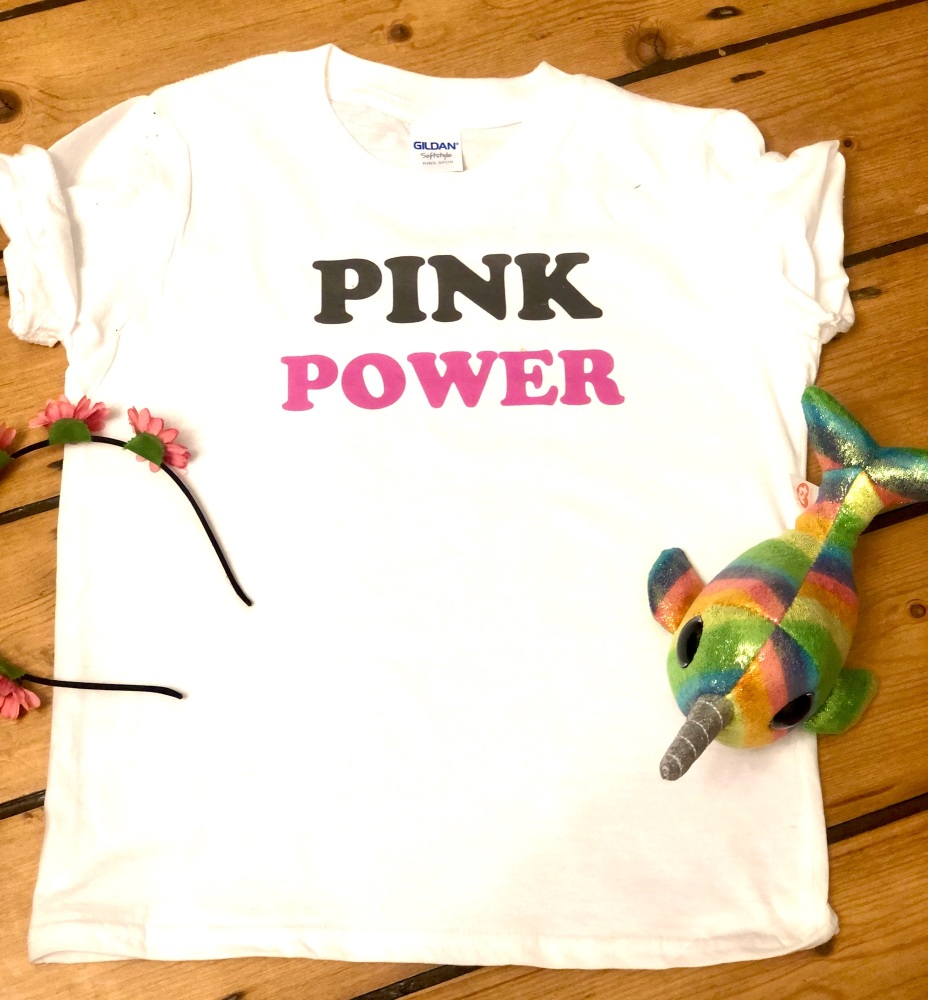 Pink Power (front)