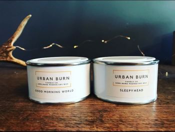 Gift Pack of Any Two 125g Candles
