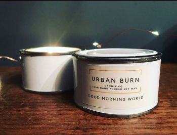 Good Morning World 220g Candle