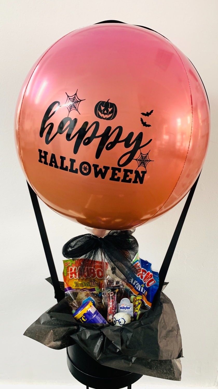 Halloween Hot Air Balloon Gift Set
