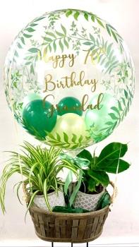 The Botanical Hot Air Balloon Gift Set
