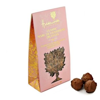 Why Not Add Holdsworth Classic Marc De Champagne Truffles 100g?