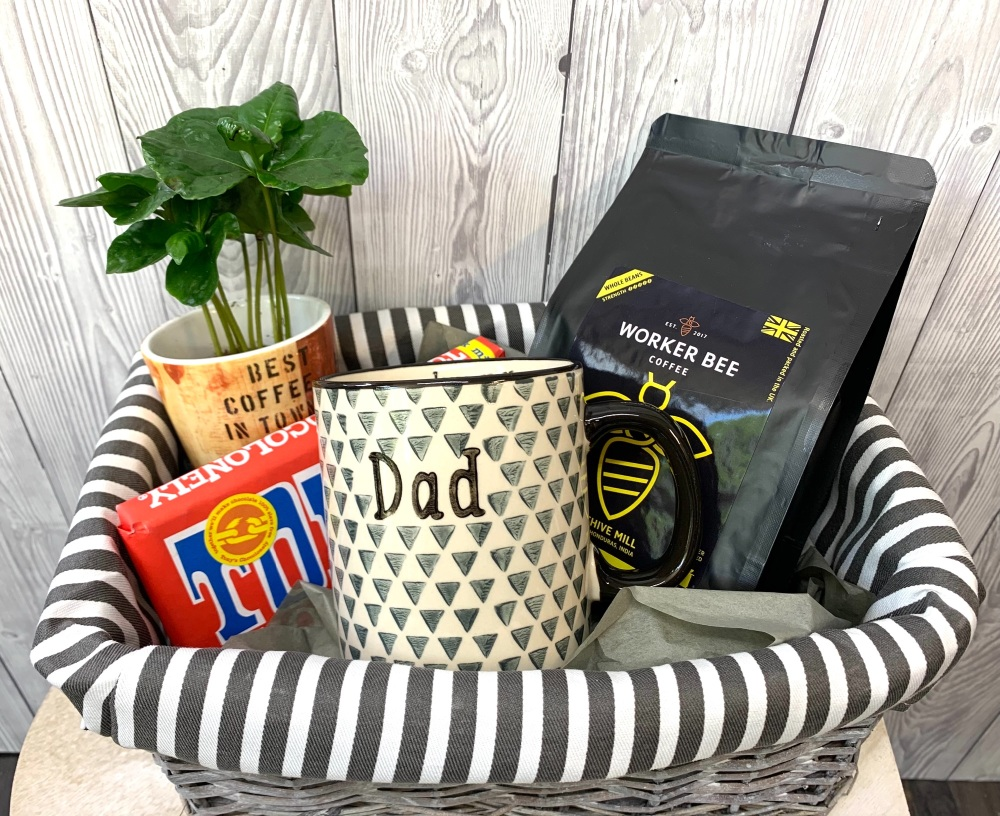 Father's Day Coffee & Chocolate Gift Set