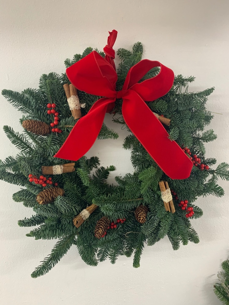 Christmas Wreath Pre - Order