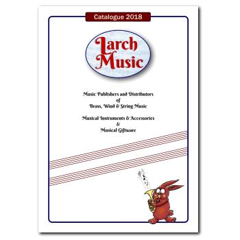Larch Music Advert