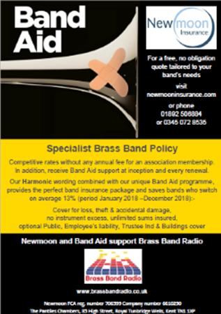 Band Aid Advert