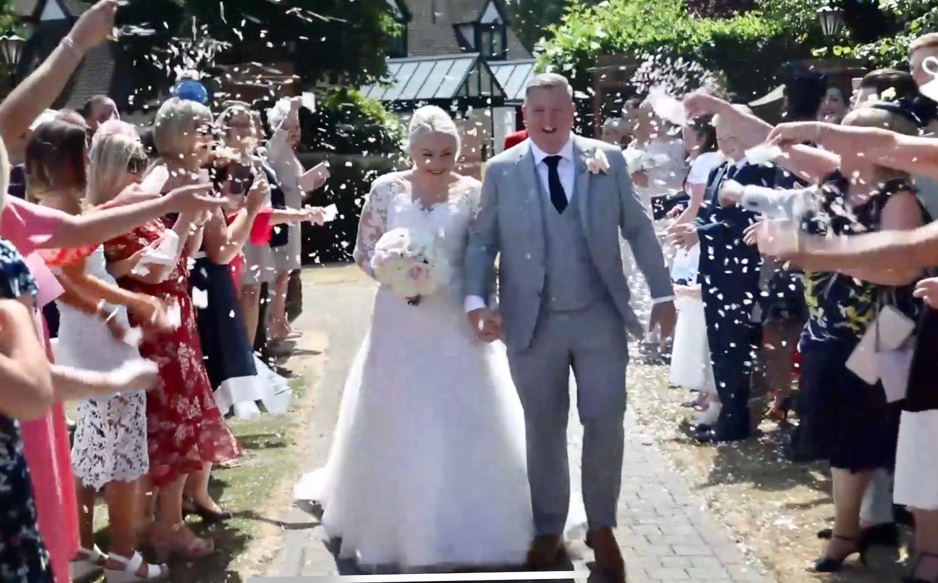 Orsett Hall Wedding