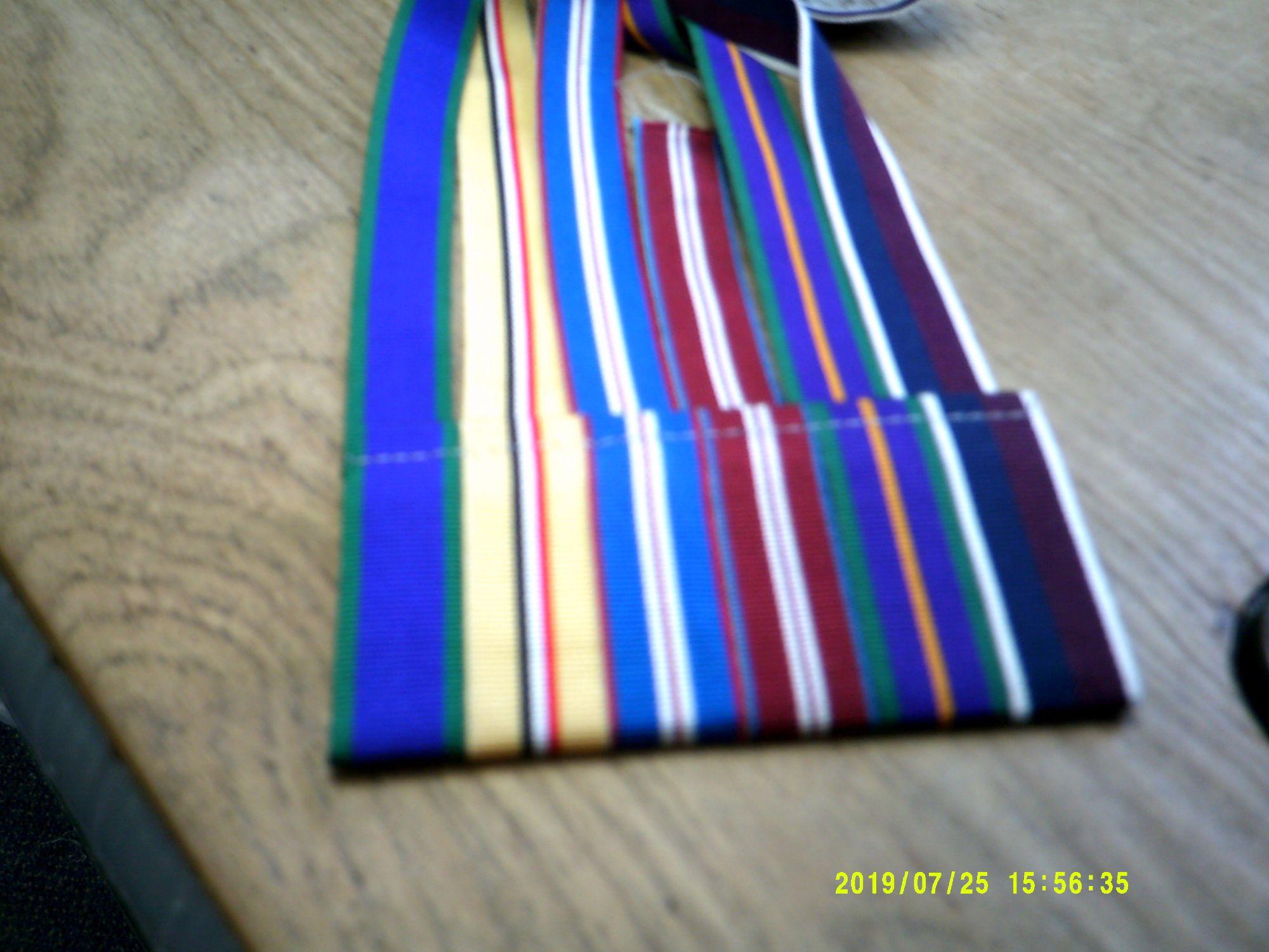 attaching ribbons 2