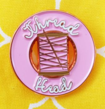 Thread Head Pin