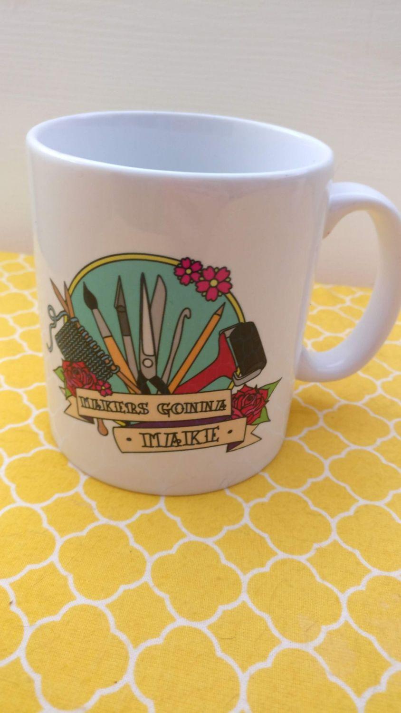 Makers Gunner Maker mug
