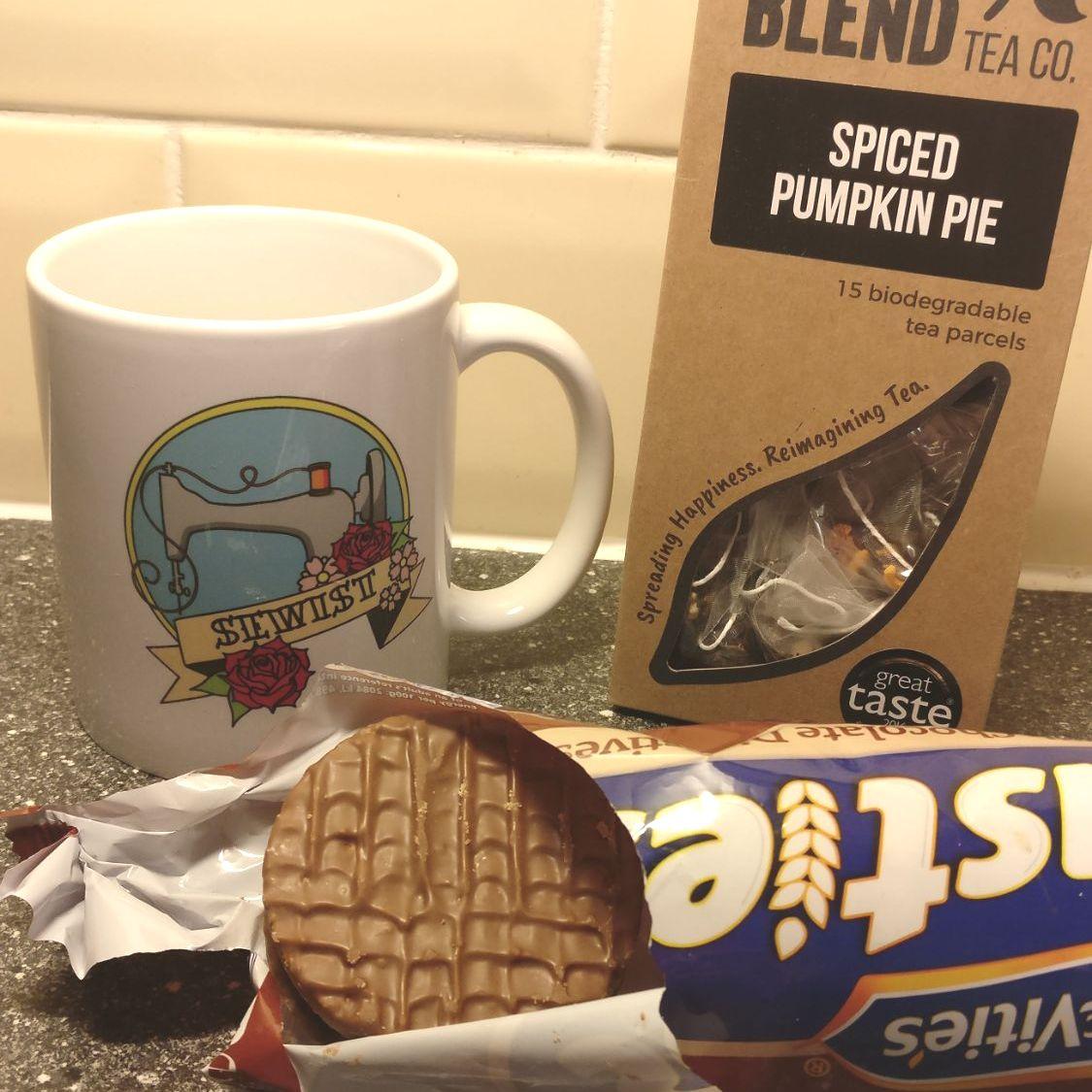 Mug and a Cuppa