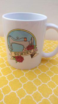 Sewist mug