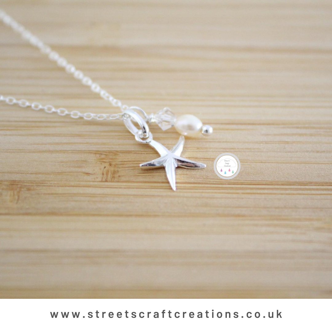 Sea Treasure necklace - Copy