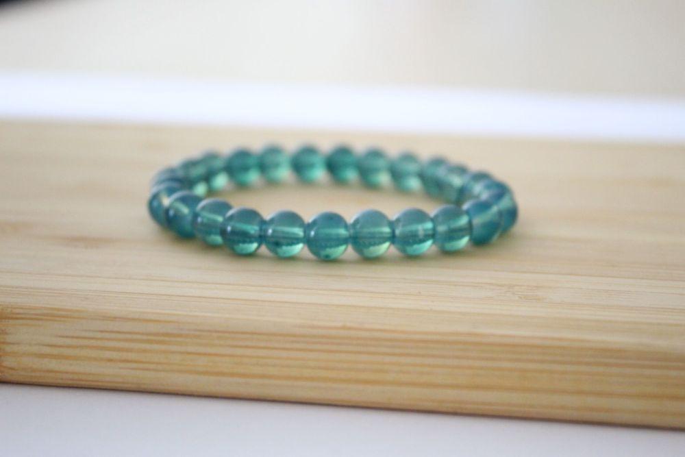 Deep Teal Bracelet