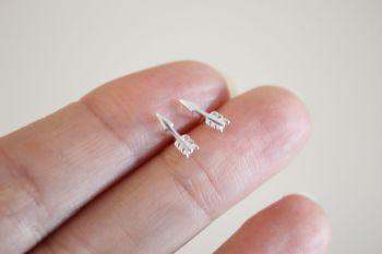 Little Arrow Studs