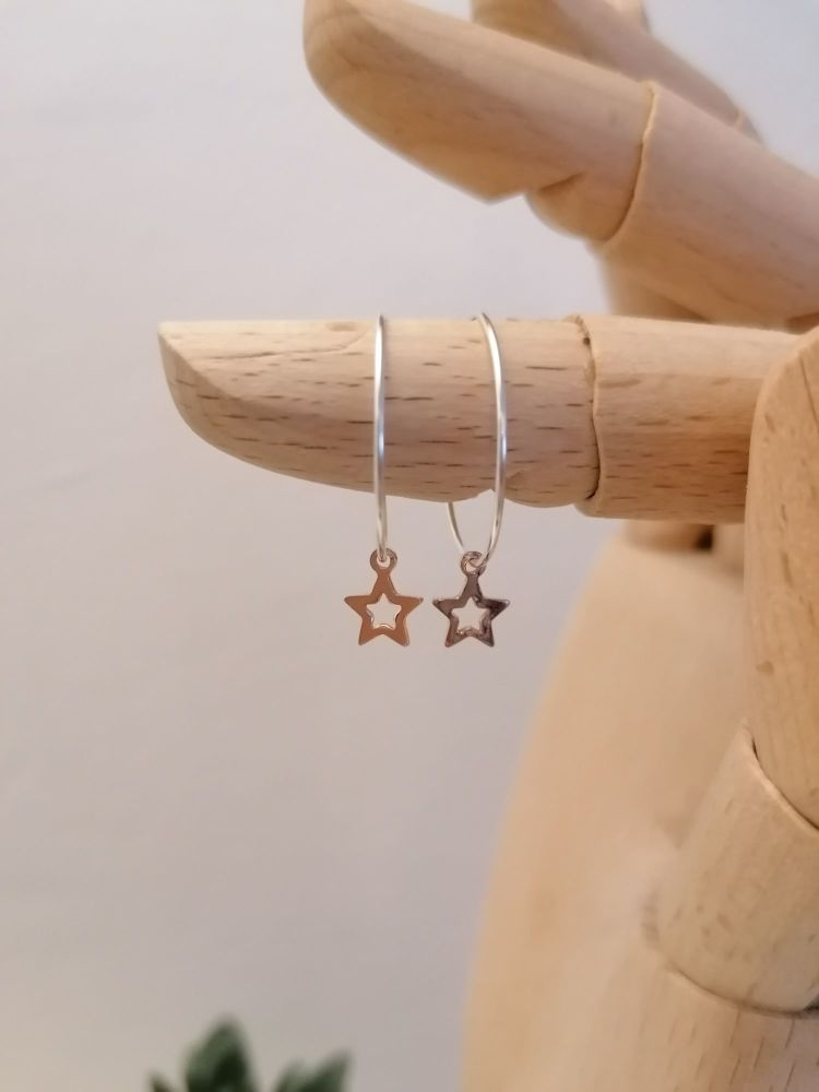 Little Star Hoops