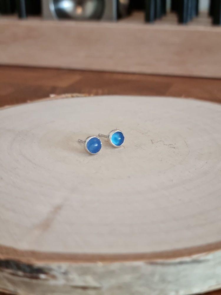 Gemstone Studs (5mm)