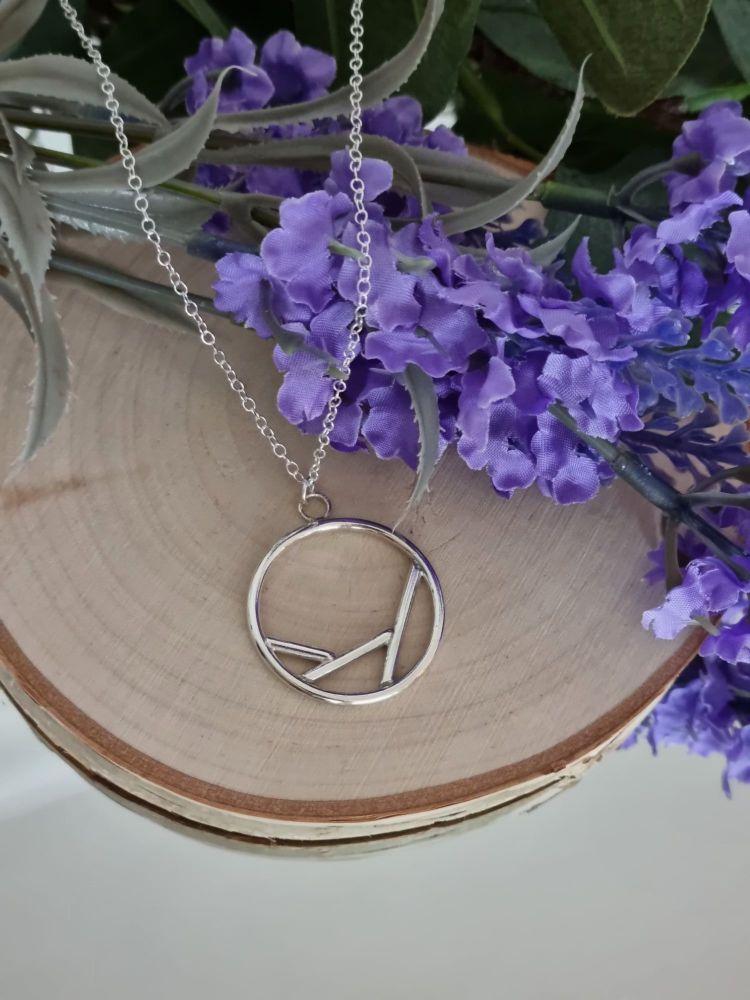 Circle of Balance Necklace