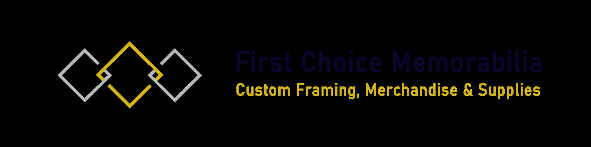 First Choice Memorabilia