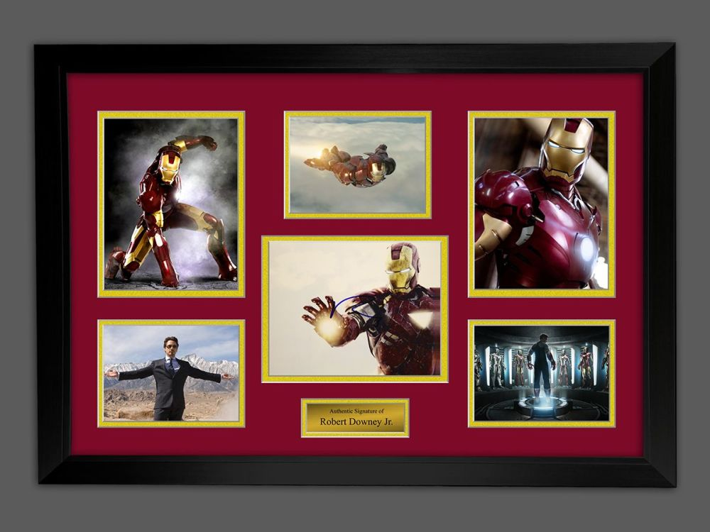 Multi Aperture Photo  Display for 10x8 Photograph