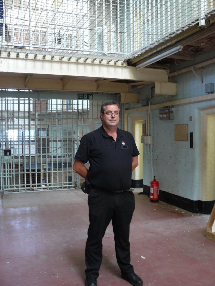 HMP Dortchester Guided Tour 29th May 10.00am